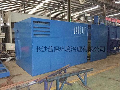 长沙智汛通环保科技有限公司移动真空淤泥车发动机必威体育在线手机版罩(2)