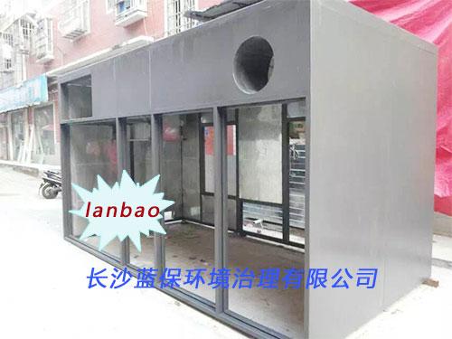 长沙智汛通环保科技有限公司移动真空淤泥车发动机必威体育在线手机版罩(1)